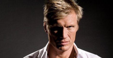 Dolph Lundgren.