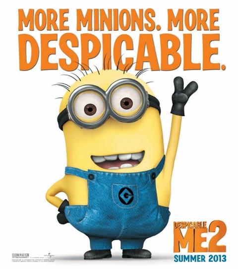 despicable me mini-movies