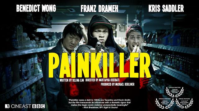 pain killer Franz Drameh
