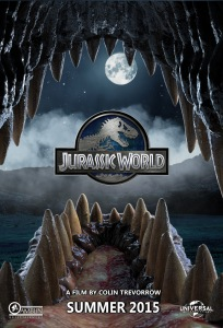 Jurassic World cortina oradea