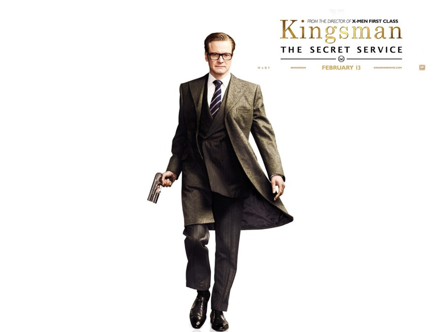 kingsman the secret service top filme 2015