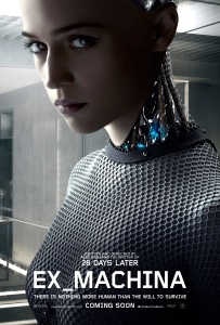 poster film ex machina cinema cortina oradea
