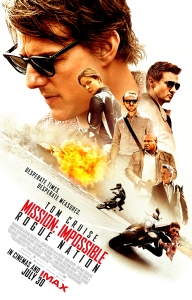 Mission Impossible Rogue Nation in cinema cortina
