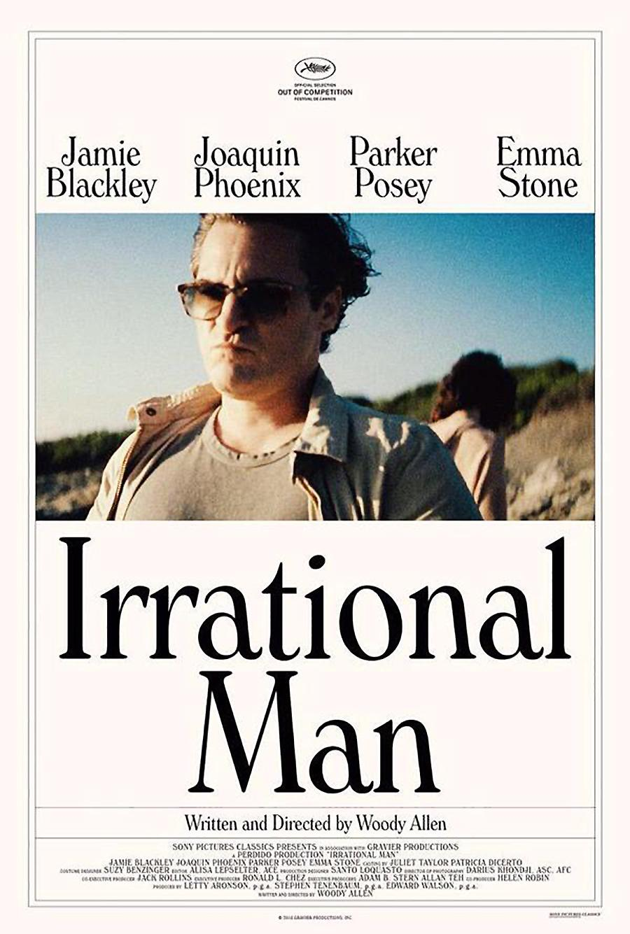 irrational man la cinema