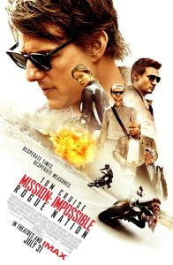 mission impossible rogue nation in cinema