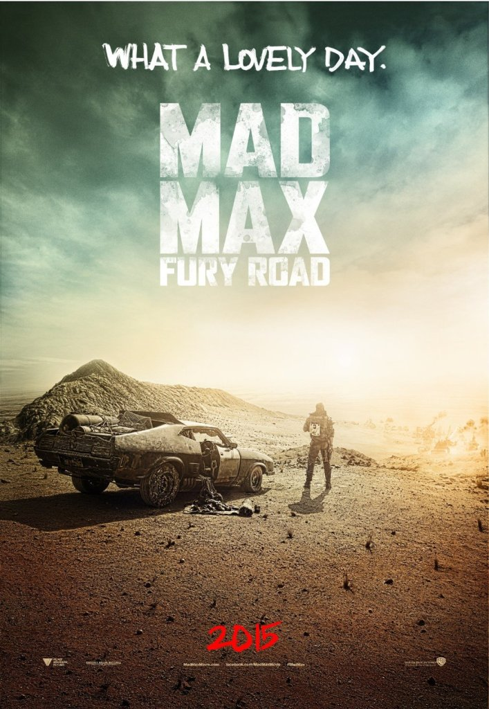 poster colection mad max