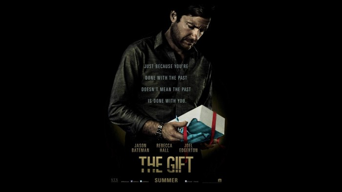 the gift la cinema
