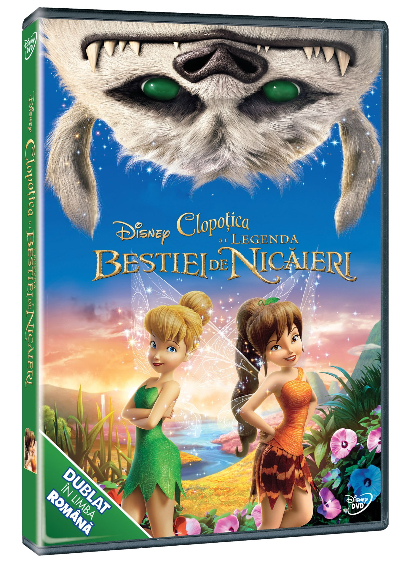 Tinkerbell_Neverbeast_DVD