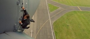 tom cruise stunt
