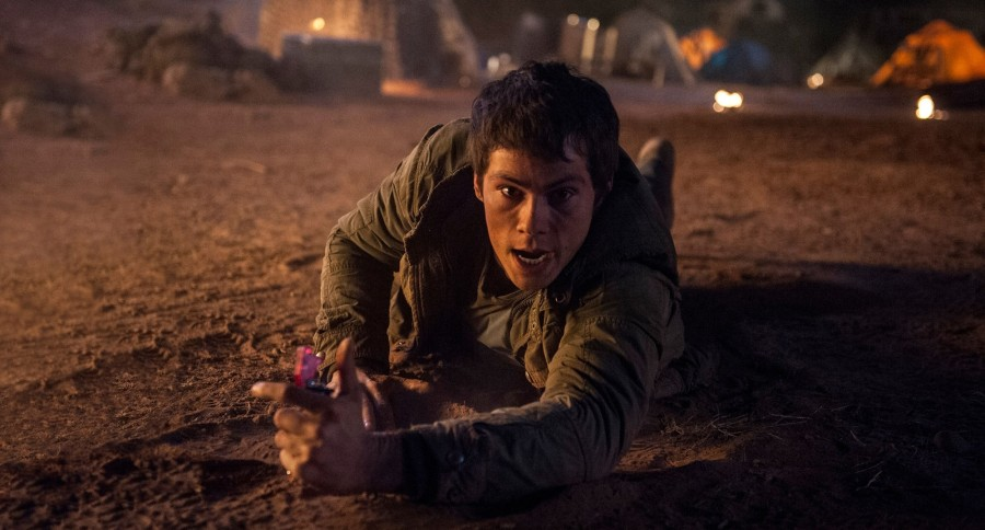 actor principal maze runner
