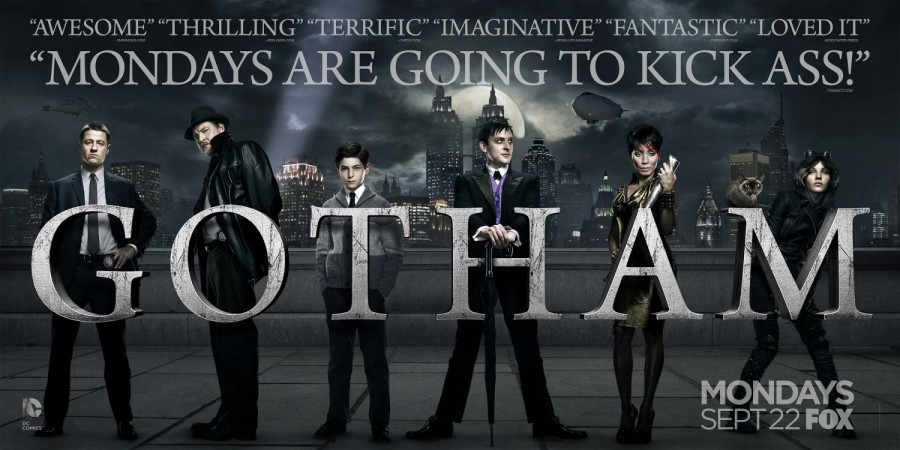 gotham wallpaper