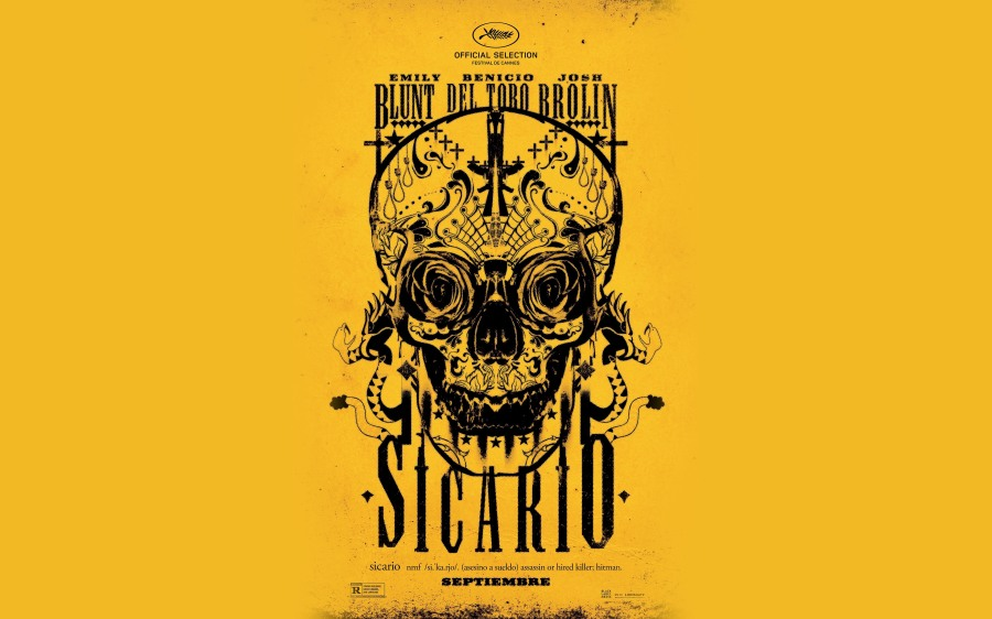 sicario wallpaper film in cinema