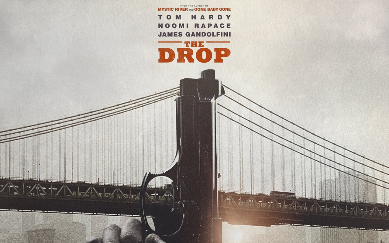 the drop wallpaper