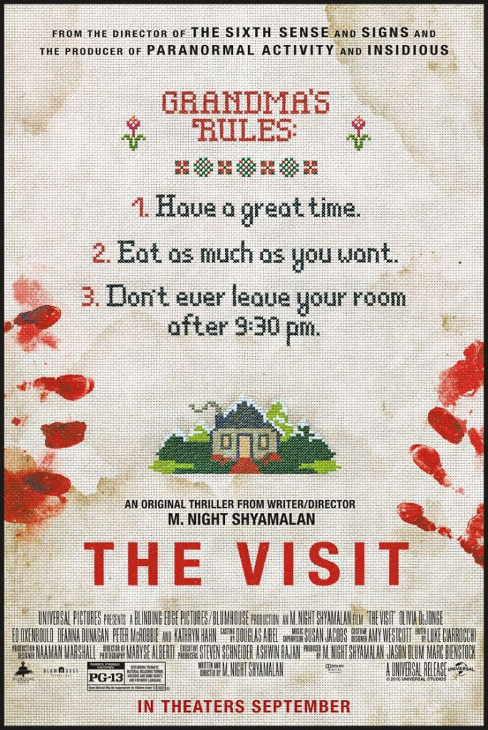 the visit poster dracula film festival