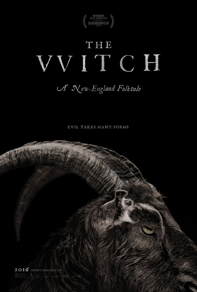 the witch poster dracula film festival