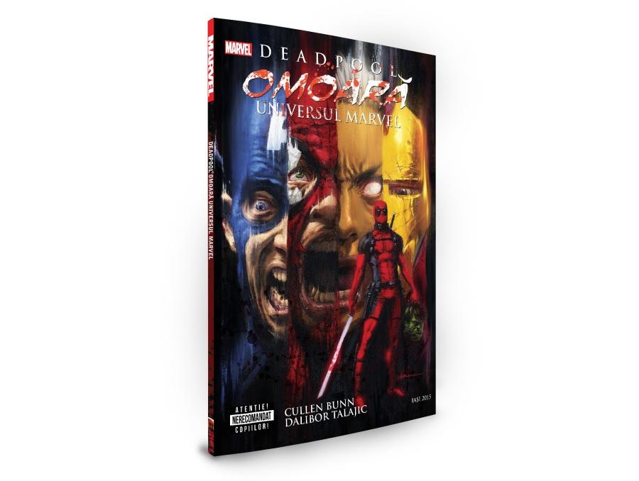 Deadpool Omoara Universul Marvel