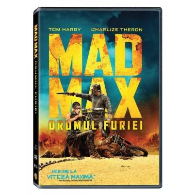 mad max drumul furiei dvd