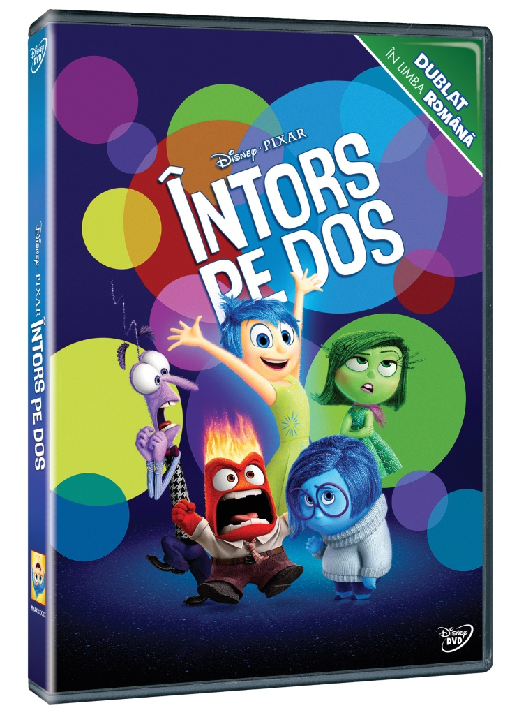 InsideOut DVD
