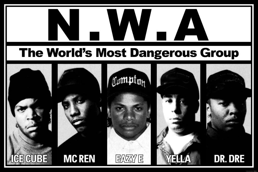 Straight Outta Compton NWA
