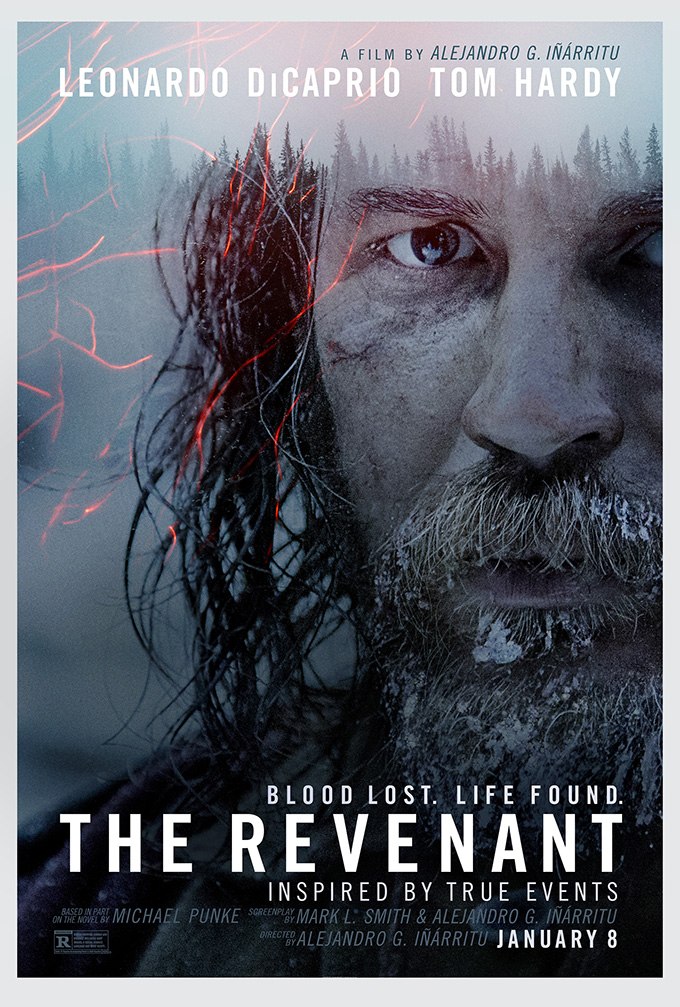 the revenant oscar