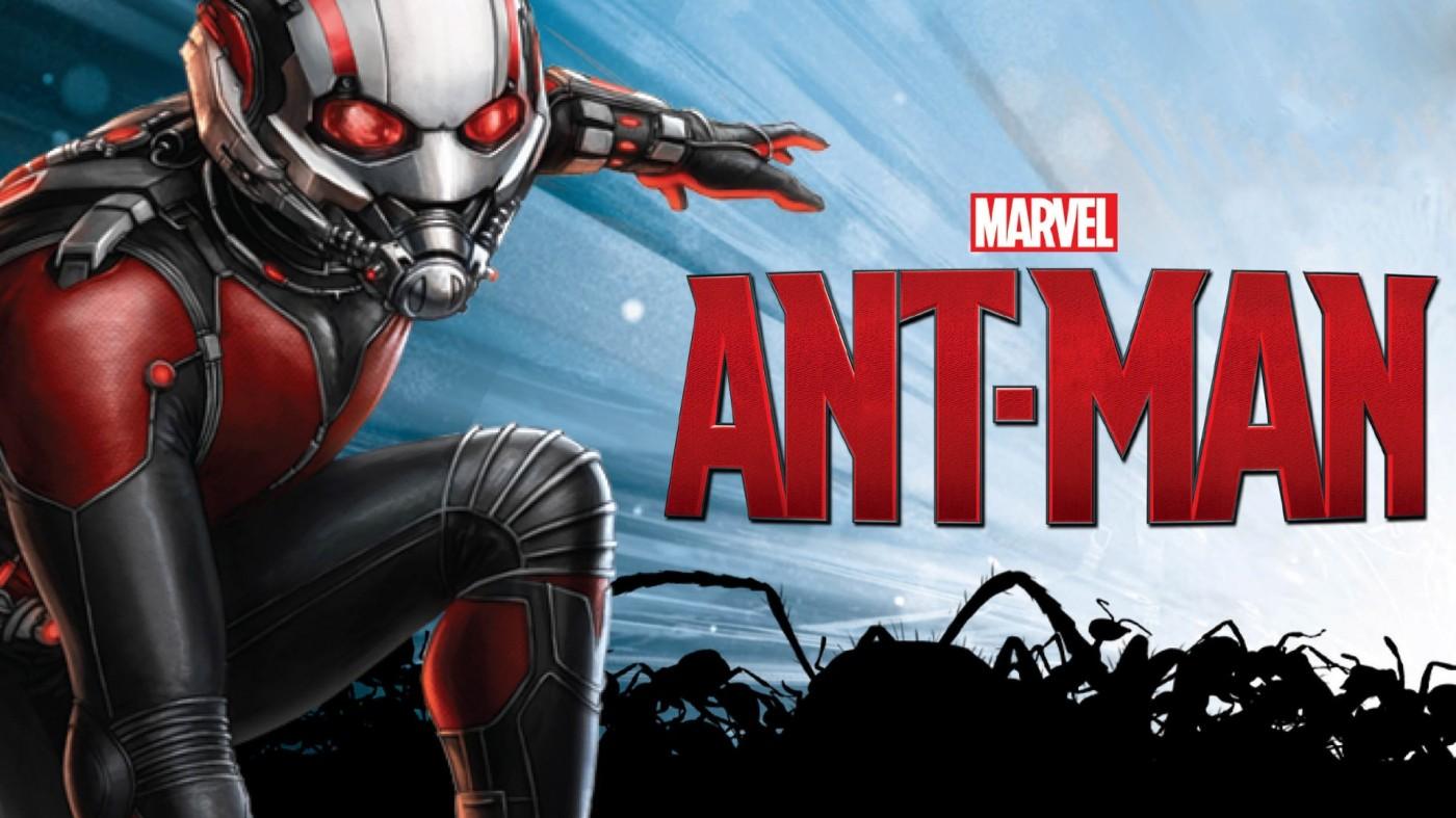ant man wallpaper