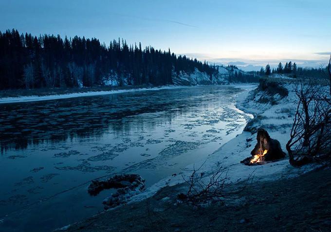 beautiful landscape the revenant