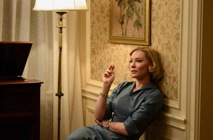 Cate Blanchett, Carol golden globe