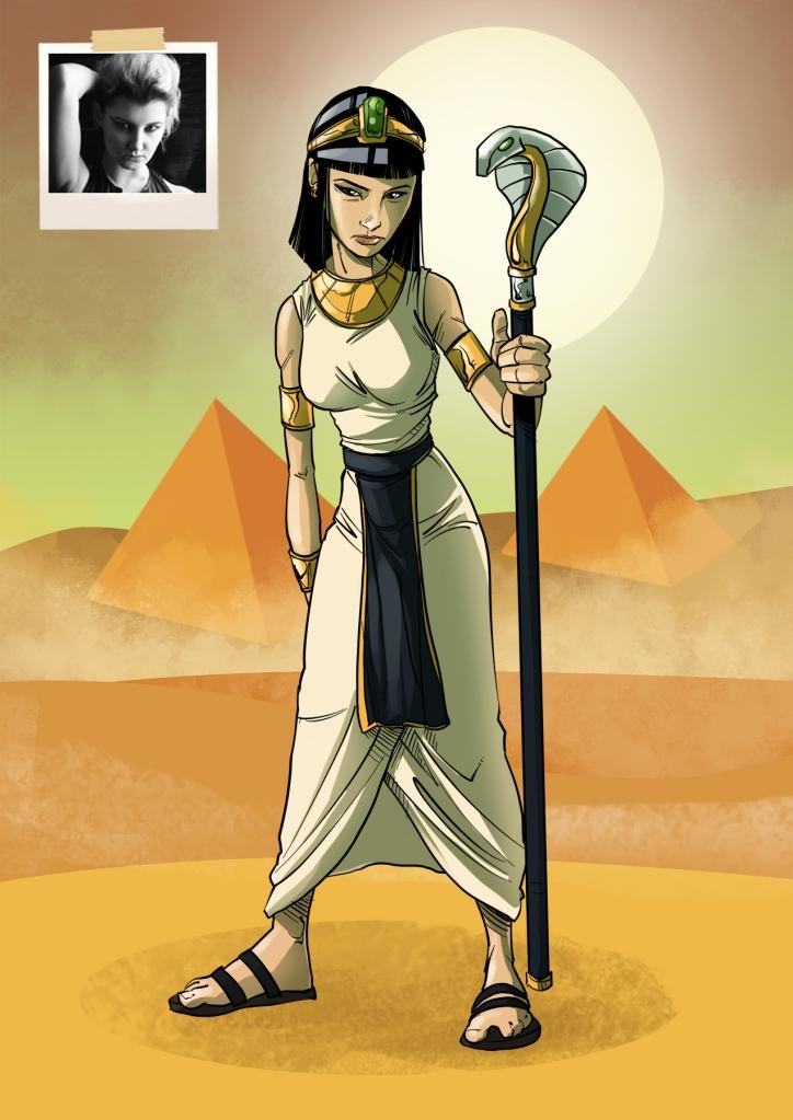 cleopatra indydraw