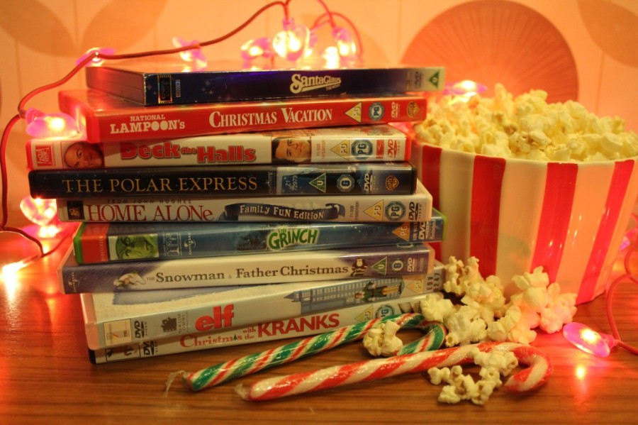 holiday movie marathon