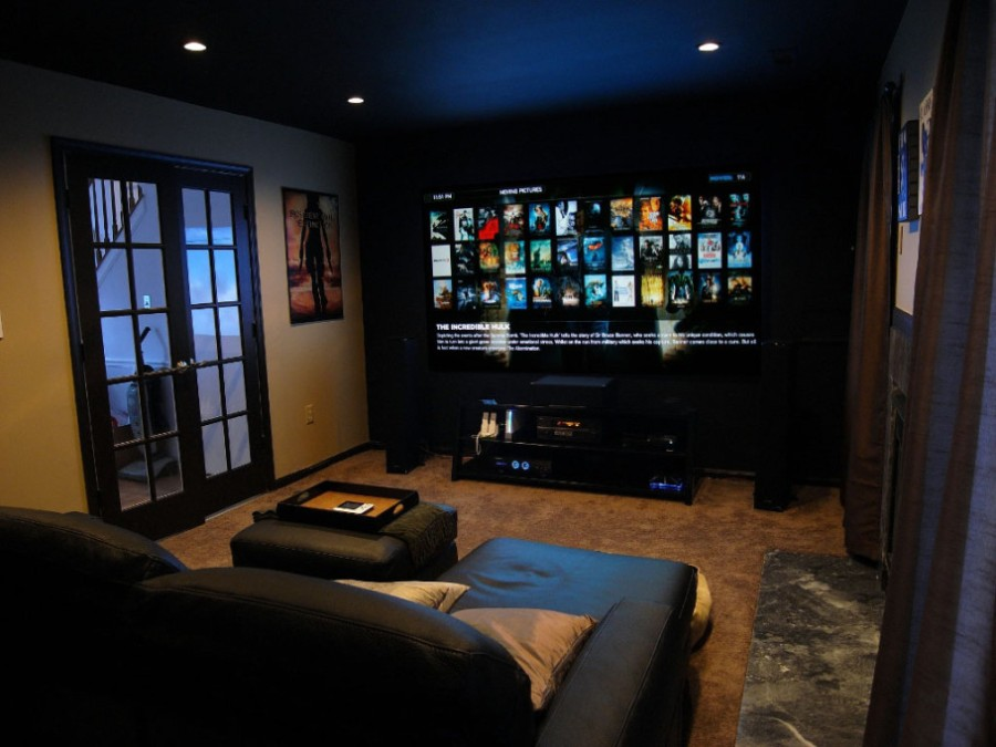 home cinema cool