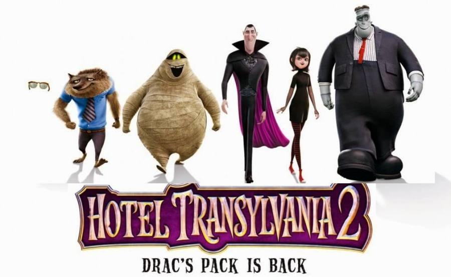 hotel transylvania dracula