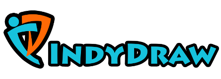 indydraw logo