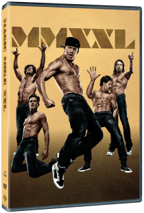 Magic-Mike xxl pe dvd