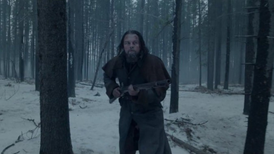 the revenant forest