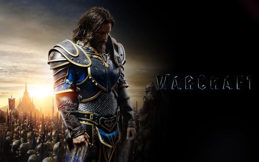 Warcraft Movie King Llane Wrynn HD Wallpaper