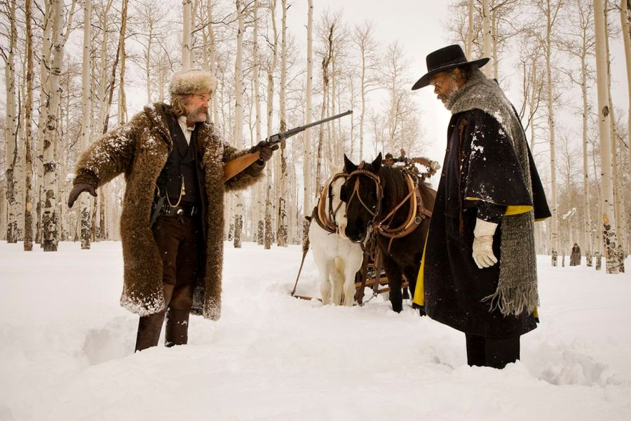 hateful eight snow
