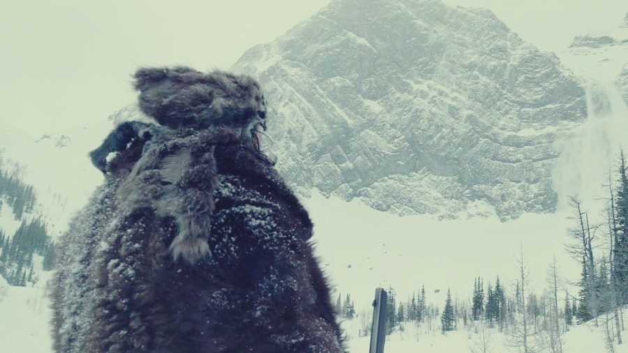 the revenant snow