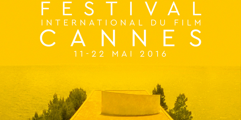 Cannes 2016 poster cover