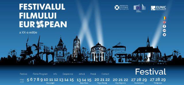 festivalul filmului european 2016 program