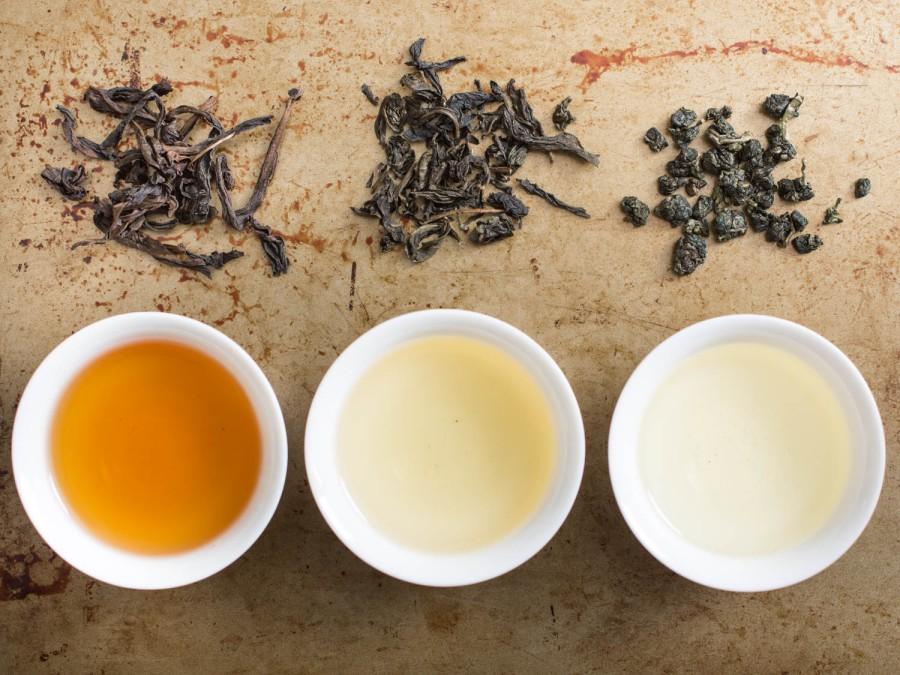 ceaiul oolong