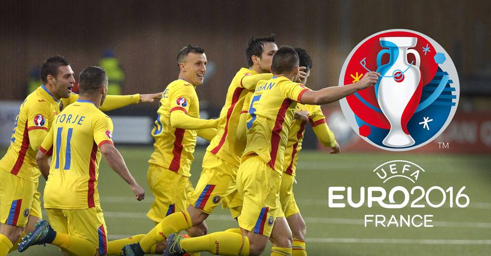 fotbal romania la euro