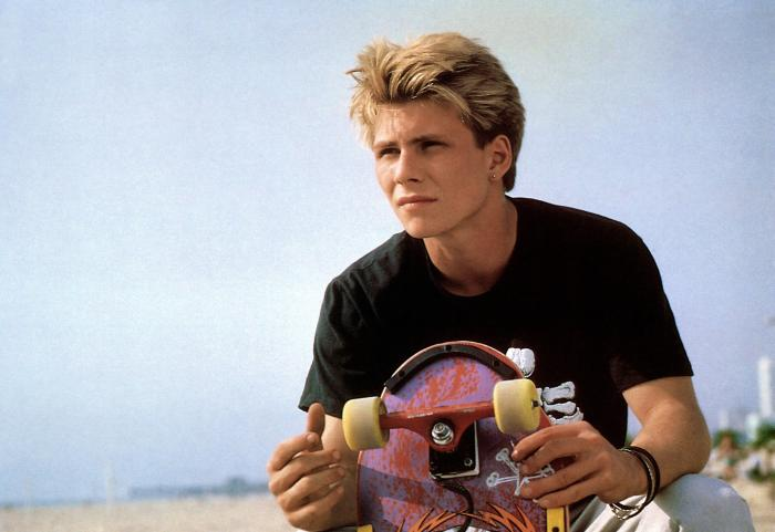 GLEAMING THE CUBE, Christian Slater, 1989. ©20th Century Fox-Film Corporation, TM & Copyright