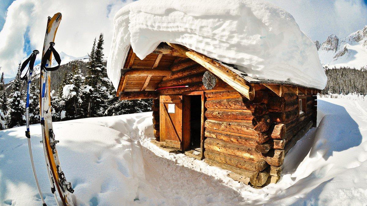 ski-hut