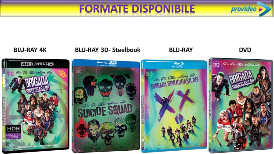 Lansari DVD pe luna Decembrie