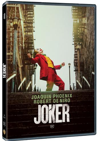 joker dvd provideo