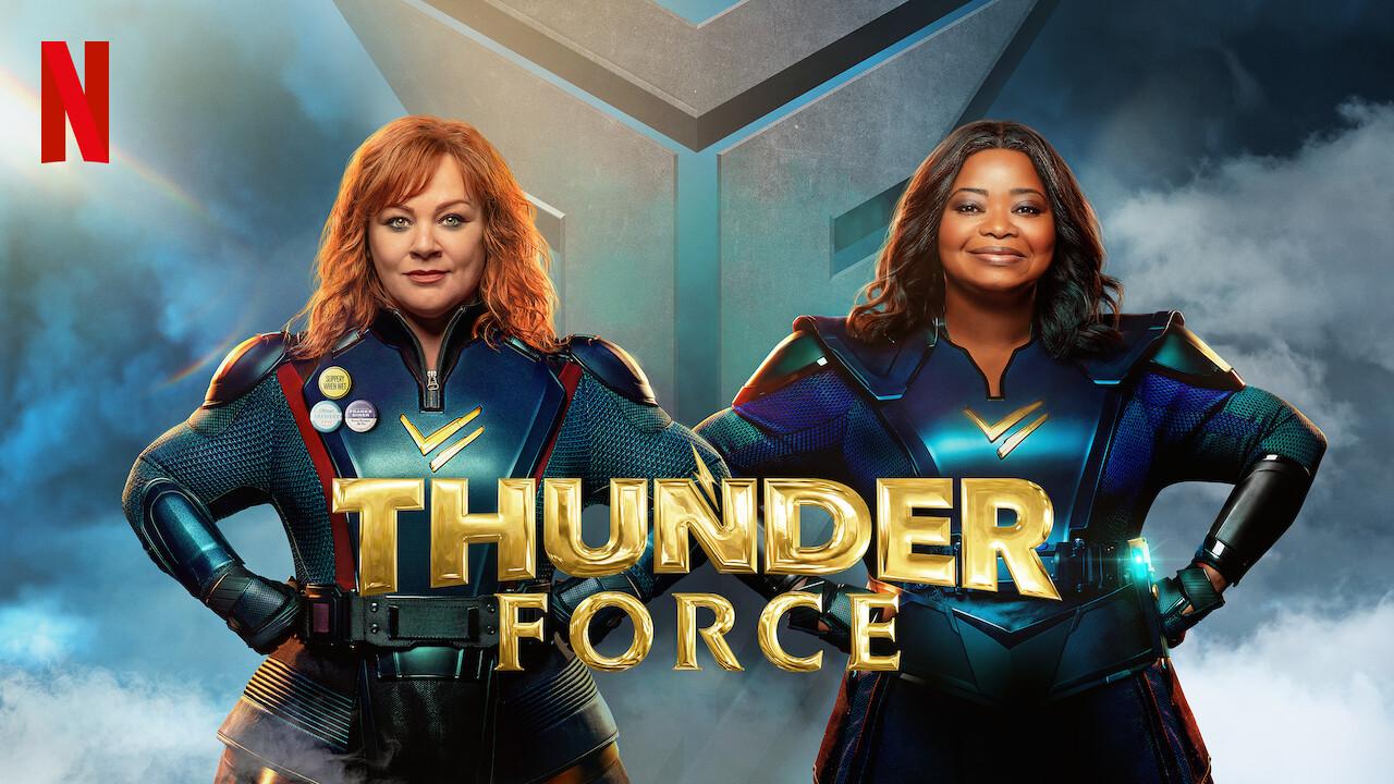 Thunder Force – o echipa super-eroica ratata