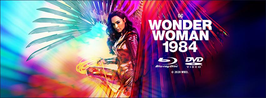 Lansare DVD: Wonder Woman 1984