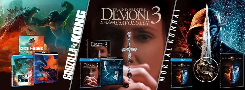 Lansari DVD la Provideo in luna octombrie